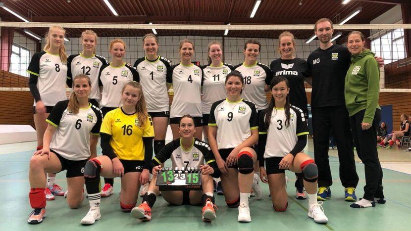 Volleyball Oberliga 2.Damen