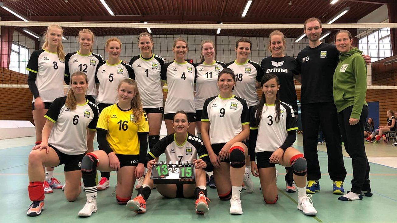Volleyball Oberliga 2.Damen