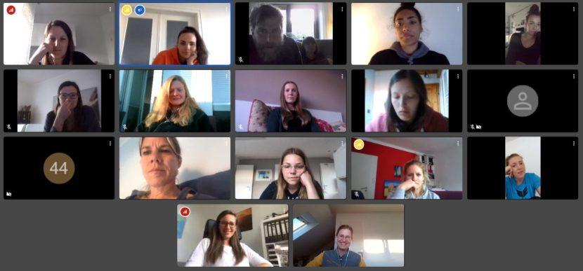 Online Meeting D1