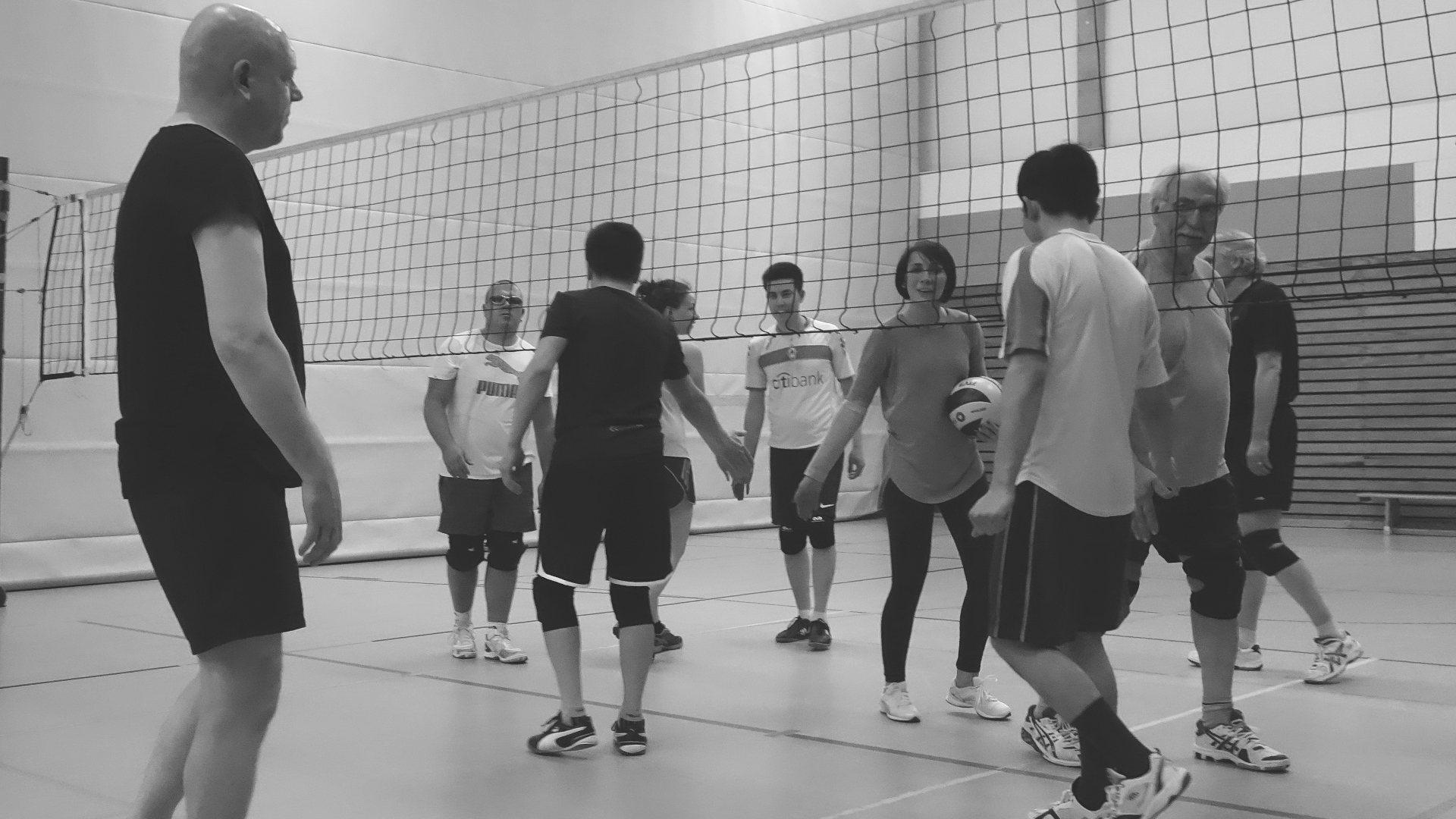 Eiche Horn Volleyball Mixed