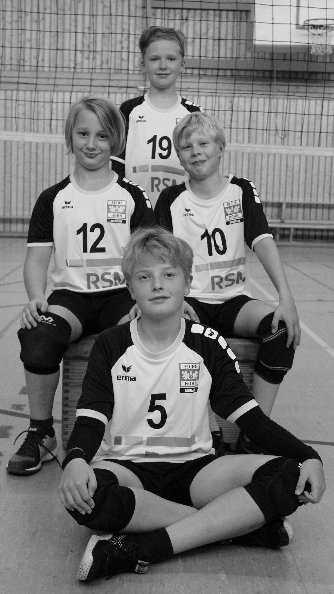 Eiche Horn Volleyball U12 männlich