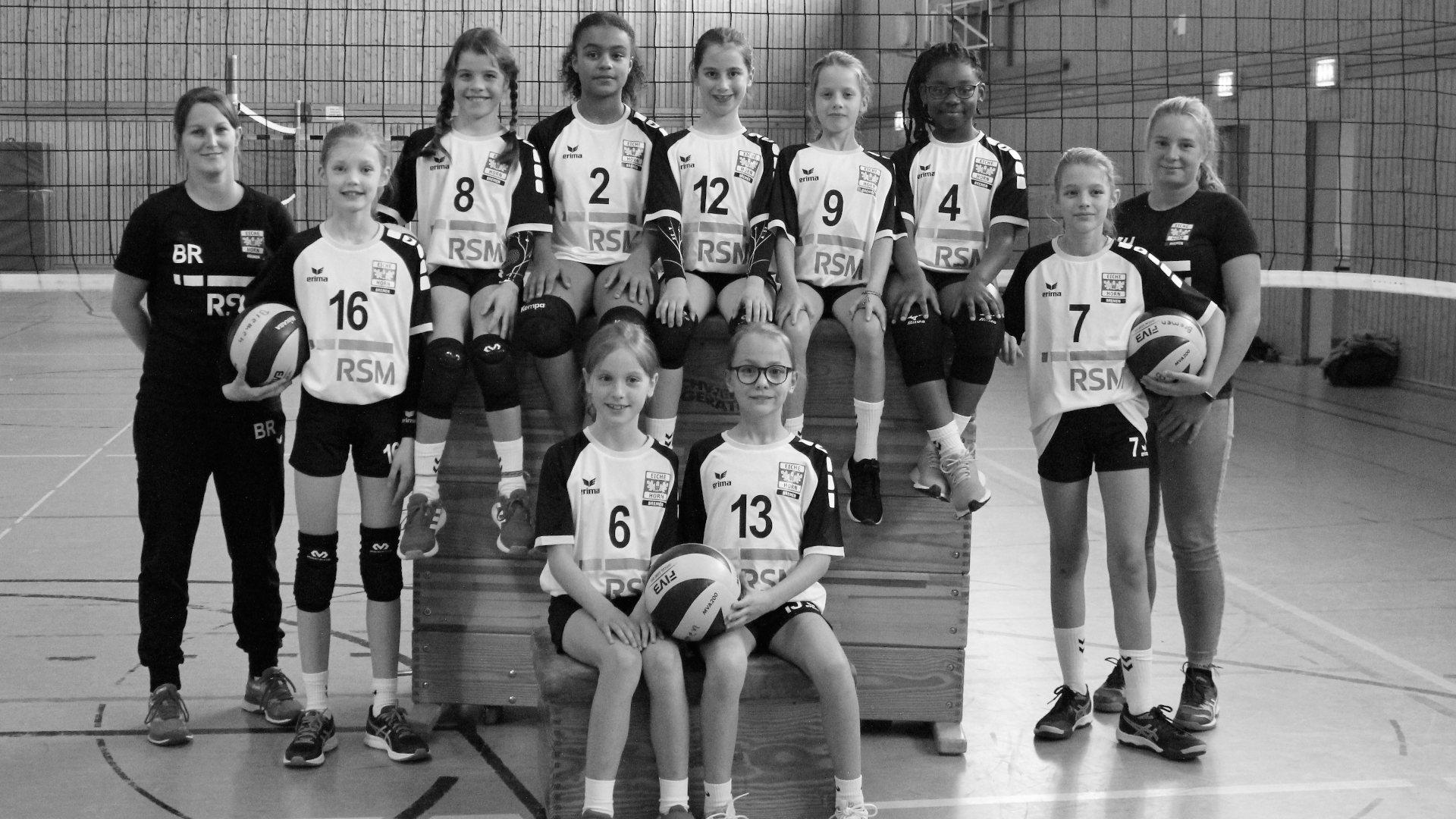 Eiche Horn Volleyball U12 weiblich