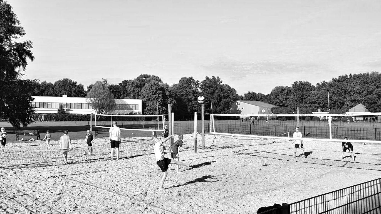 Eiche Horn Beachvolleyball männliche Jugend